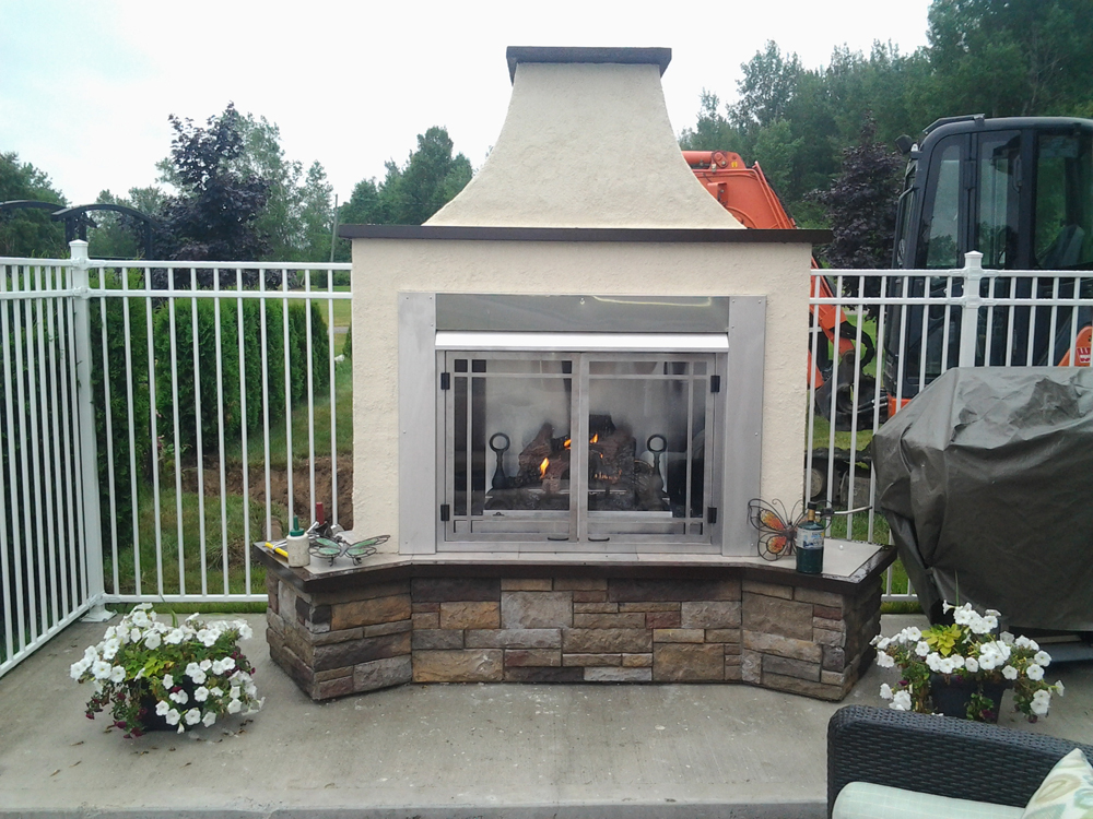 Stewart's Hearth Store Installations