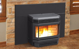 EF3 Enviro Pellet Fireplace Insert