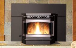Meridian Enviro Pellet Fireplace Insert
