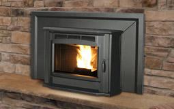 Milan Enviro Pellet Fireplace Insert
