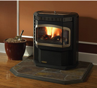 Advance Harman Pellet Stove