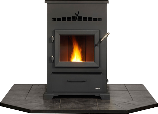 Heatilator ECO CHOICE Pellet Stove