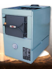 F-101R Forced Air Wood Furnace