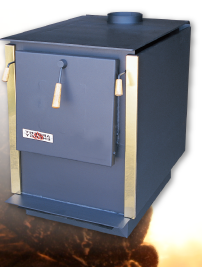 H-65R Wood Space Heater