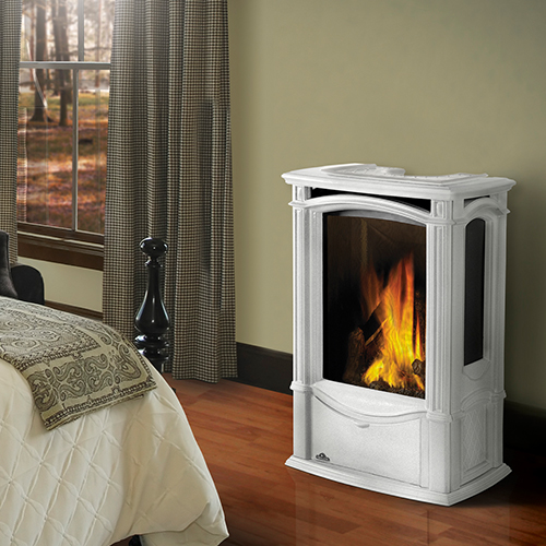 Propane freestanding stoves from stewart 39 s hearth store in for Natural home heating