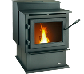 PS35 Heatilator Eco Choice Pellet Stove