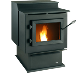 PS50 Heatilator Eco Choice Pellet Stove