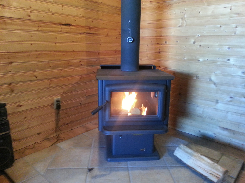 Stewart's Hearth Store Display Units Gallery