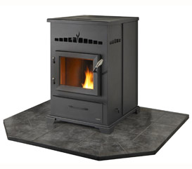 CAB50 Heatilator Eco Choice Pellet Stove